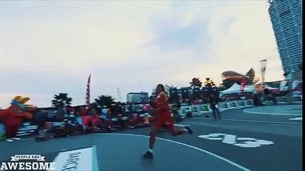 Le panier le plus fou de l'histoire du basket