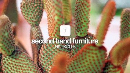 Neukolln: Second Hand Furniture
