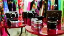 "Le grand prix ""Talents Nomades Fujifilm 2014"" : 3 demi-finalistes dans les coulisses de la fashion-week de Manish Arora"