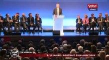 """Sénat 360 : Réforme El Khomri : La riposte syndicale / Calais : """"La jungle sud"""" en sursis / Bruno Le Maire dans la course à l'investiture (23/02/2016)"""