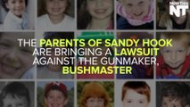 The Families Of Sandy Hook Victims Are Suing The Manufacturer Of The Gun Used By Adam Lanza