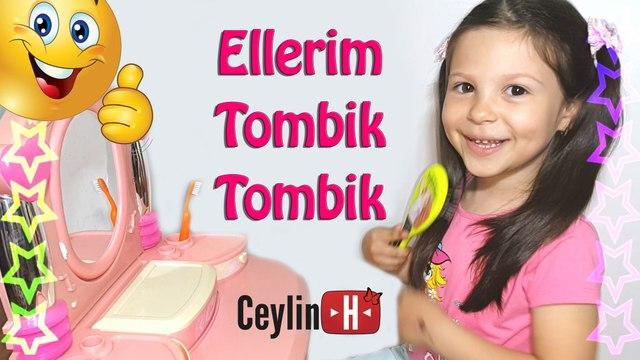 Ceylin-H | Ellerim Tombik Tombik - Türkçe Çocuk Şarkıları