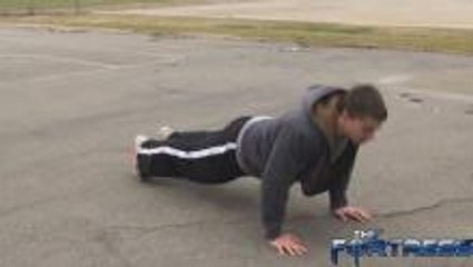 How To Do More Push-Ups Example