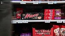 Mars rappelle des barres chocolatées dans 55 pays