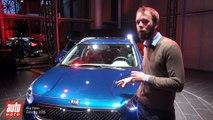 Kia Niro [VIDEO] : tout sur le crossover compact hybride