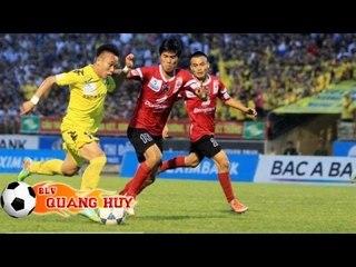 Hà Nội T&T vs ĐTLA - V.League 2015 | HIGHLIGHT