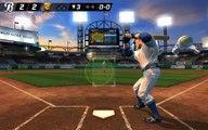 WGT Baseball MLB - Android Gameplay 2