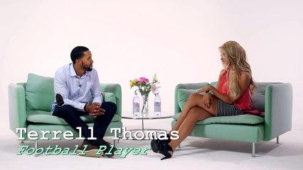 SAARA'S NEWS THAT MATTERS TO ME - TERRELL THOMAS & 'TIFF'