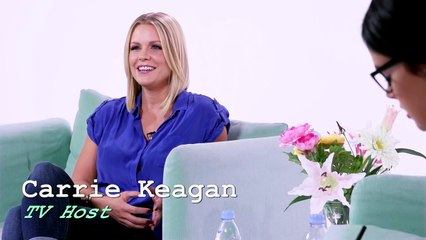 SAARA'S NEWS THAT MATTERS TO ME - CARRIE KEAGAN & 'ALISS' (PART TWO)