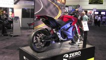 AIMExpo SPOTLIGHT: Zero Electric Motorcycles For 2015