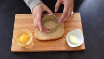 Breakfast Tips & Recipes from Working Mother Food Editor Jennifer Perillo:  Toasty Eggs