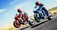 Team Icon Brammo Empulse RR Electric Motorcycles