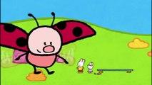Cabra montés - Louie dibujame una cabra montés | Dibujos animados para niños