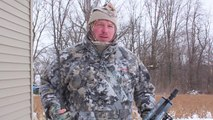 Bowhunting Tip: Sight In for the Cold