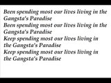 Coolio Gangstas Paradise LYRICS