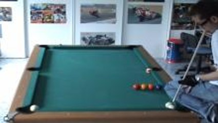Pool Trick Shots for the Manipulatorzz Team