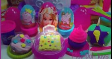kinder surprise violetta kinder surprise eggs peppa pig chocolate play doh cake barbie toys egg surp