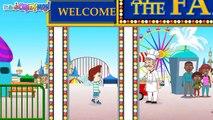 Simple Simon - Nursery Rhymes with Lyrics - English Rhymes for Children