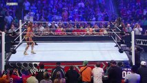 BRIE BELLA AND NIKKI BELLA VS. EVE AND KELLY KELLY - WWE Wrestling - Entertainment Sports Diva Women Women's Wrestling