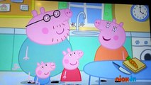 Swearing on Peppa Pig?