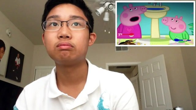 Garry Reacts: MLG Peppa Pig Goes to the Dentist