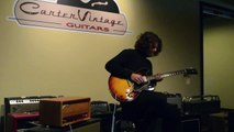 Carter Vintage Guitars J.D. Simo on a 1959 Gibson ES 335 through a Trainwreck Liverpool