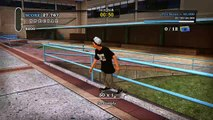 Epic Tony Hawks Pro Skater Street Gameplay