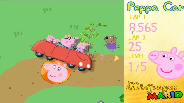 peppa pig english | peppa pig halloween | peppa pig en la piscina [gameplay]