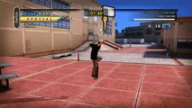 Super cool Tony Hawks Pro Skater Street Gameplay