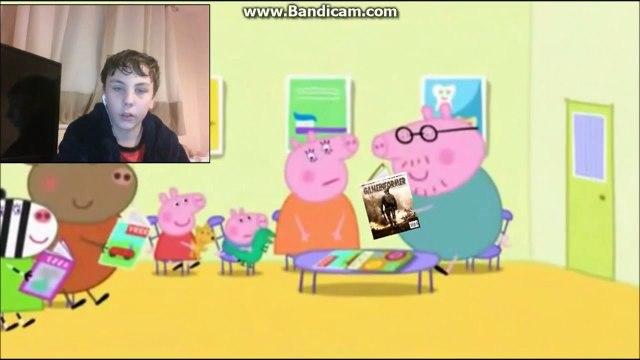 Sky Reactz   MLG Peppa Pig Goes To The Dentist