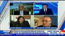 Video ¿Fraude electoral en Bolivia en referendo reeleccionista?