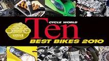 TEN BEST BIKES 2010 VIDEO: Kawasaki Ninja ZX-6R - Best Middleweight Streetbike