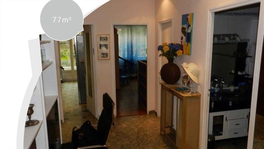 A vendre - appartement - Nice - 3 pièces - 77m²