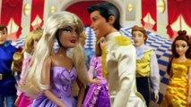 Cenicienta Mini Película 2015 con Anna y Elsa. Cenicienta con el Príncipe. Parte 3. En Español.