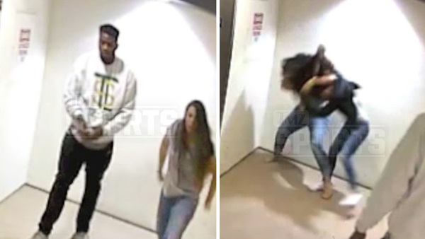 NFL's Dante Fowler — REFS BABY MAMA BRAWL … Insane Video