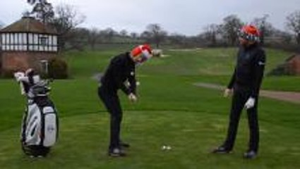 12th Swing Fault of Christmas - Fix Early Extension