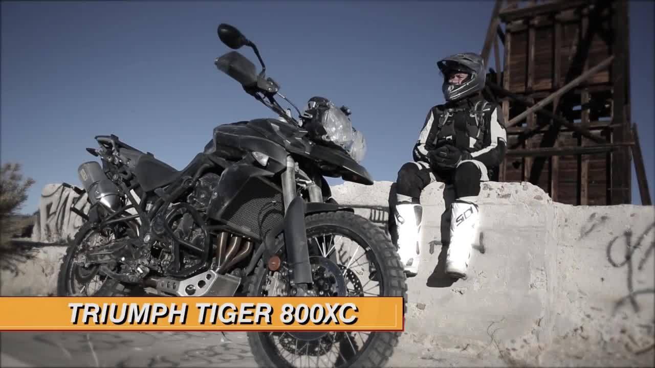 Triumph Tiger 800XC