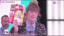 Exclu vidéo : Daphné Bürki : Elle propose de fumer les tampons hygiéniques !