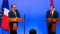 Discours du président de la République en clôture du Forum économique franco-péruvien