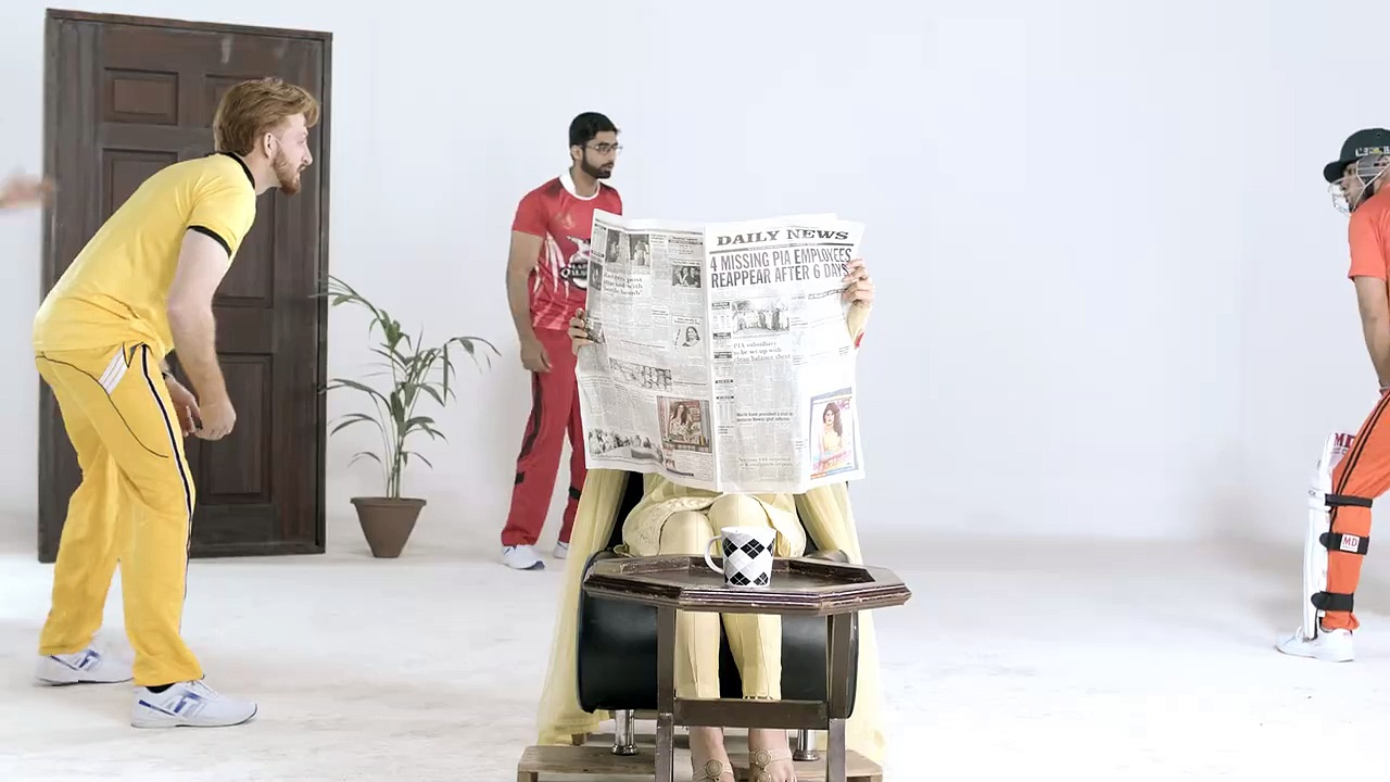 ten sports promo of asia cup