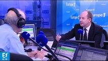 """Jean-Jacques Urvoas : """"Nos palais de justice sont sinistrés"""""""