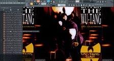 How To Make A Wu-Tang Type Beat   Wu Tang Tutorial   FL Studio 12