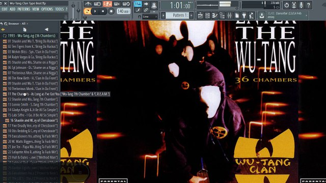 How To Make A Wu-Tang Type Beat | Wu Tang Tutorial | FL Studio 12