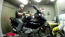 DYNO RUN VIDEO: 2012 BMW K1600 GTL