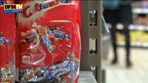 Pourquoi Mars rappelle ses barres chocolatées dans 55 pays?