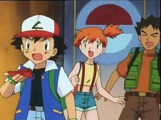 Ash vs Sabrina: Gym Battle for the Marsh Badge