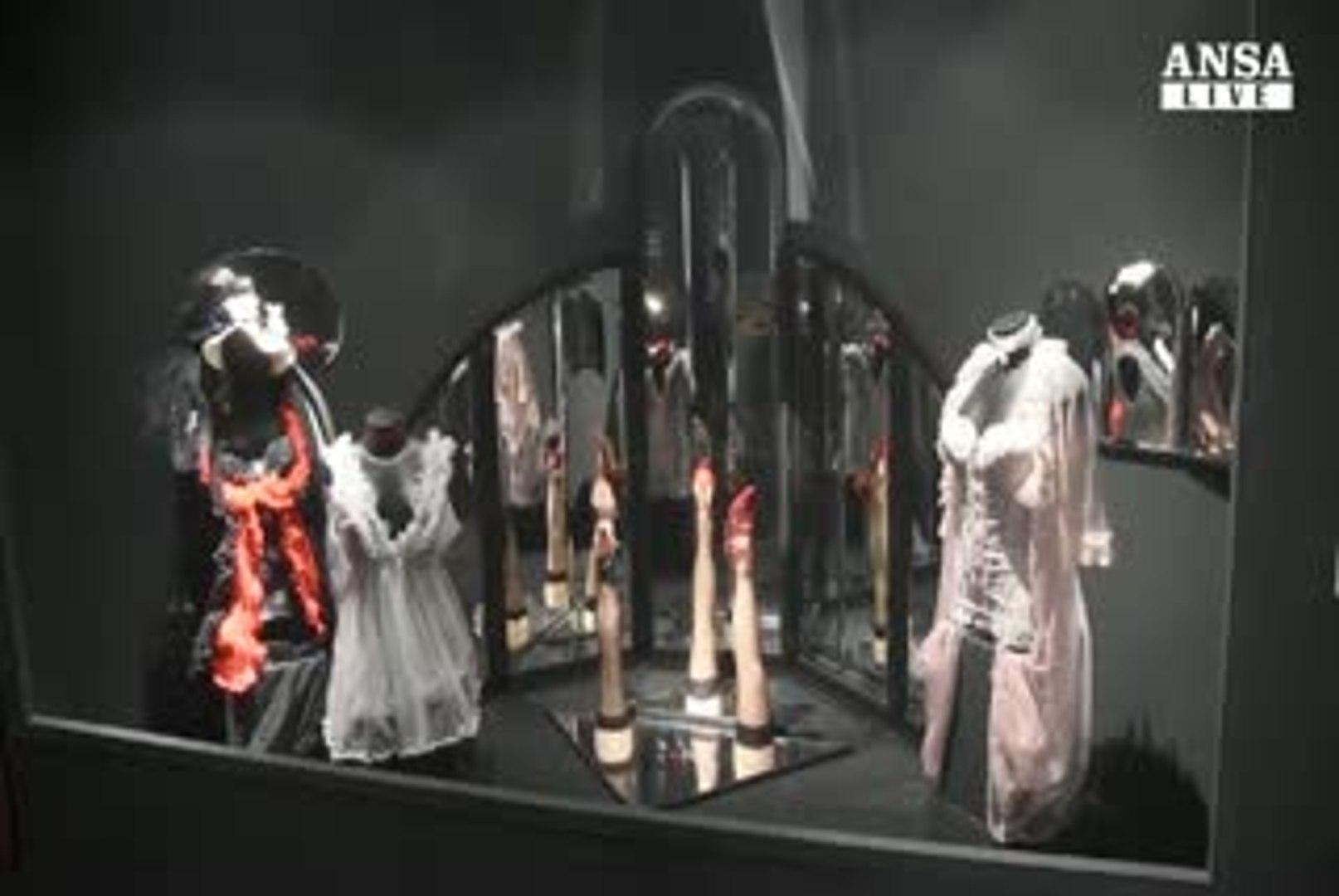 Lo 'sguardo libero' di Tinto Brass in mostra a Roma