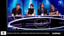 Nouvelle Star 2016 : JoeyStarr clashe Sinclair sur sa musique (Vidéo)
