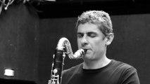 solo d'Arnaud Rouanet pour Antoinette trio au Rocher de Palmer