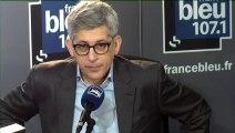 Frédéric Valletoux, invité politique de France Bleu 107.1